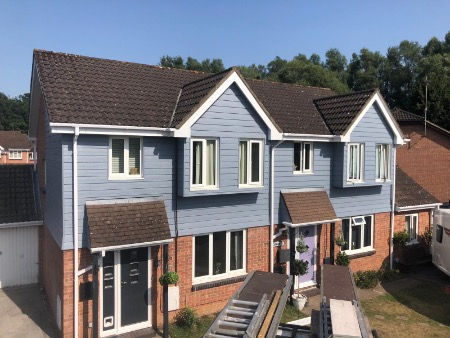 Cedral Weatherboard Cladding System